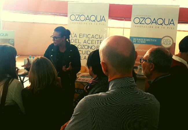Presentación de Ozoaqua en Murcia