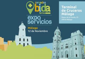 La XII edición de Expo Servicios de Bidafarma llega a Málaga
