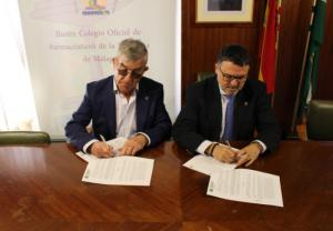 Colaboración entre COF Málaga y Farmacéuticos Sin Fronteras