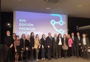 El COFNA hace entrega de la XVII edición de sus premios