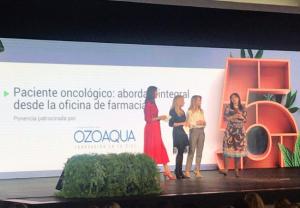 Ozoaqua presenta sus aceites ozonizados en MásDermo 2019