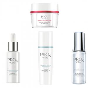 ProX anti-edad y ProX anti-manchas, dos líneas únicas desarrolladas por dermatólogos internacionales