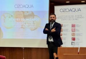Farmacéuticos de Huelva se forman en aceites ozonizados