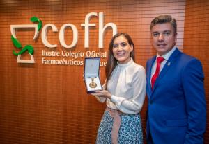 Boticaria García premiada por el COF de Huelva