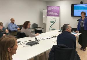 El COF Álava acoge una conferencia sobre los medicamentos biológicos
