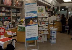 Farmacias de Bilbao se mueven por el derecho a la salud