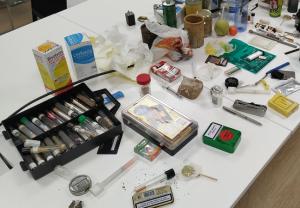 Los farmacéuticos alaveses reciben un taller de actualización sobre drogas
