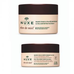 Nuxe amplía su gama Rêve de Miel con dos nuevos productos