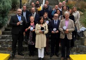 El COFCAM entrega sus segundas medallas del Consejo Regional de Farmacéuticos