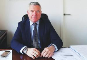 Entrevista a Rafael Casaño, presidente del Colegio Oficial de Farmacéuticos de Córdoba