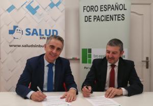 #SaludsinBulos y el Foro Español de Pacientes se unen para mejorar la comunicación clínica