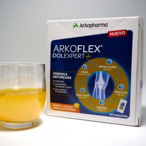 Arkoflex Dolexpert+, mucho más que colágeno