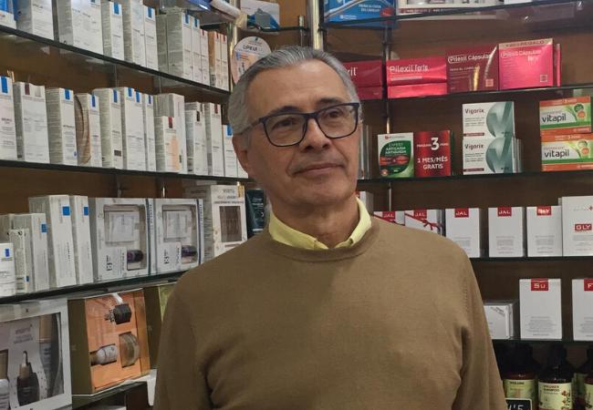 Vicente Paya, presidente de FARVAL