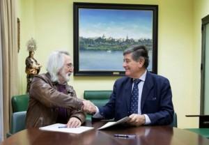 El COF de Sevilla y la Fundación AK Antonio Guerrero se alían para mejorar la Atención Temprana