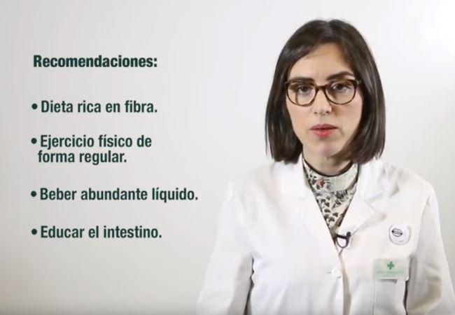 Lierni Mendiaraz, farmacéutica guipuzcoana, protagonista el vídeoconsejo del COFG.