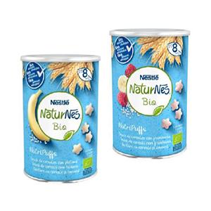 """NutriPuffs, """"snacks"""" saludables para tu bebé"""