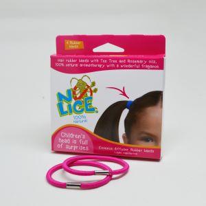 Coleteros y tiras adhesivas anti-piojos de N-Lice®