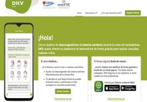 La iniciativa solidaria #MédicosfrentealCOVID reúne a especialistas en Medicina Interna y de Familia para ofrecer online consejo clínico gratuito