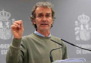 El Consejo General difunde un comunicado en el que muestra su indignación ante las declaraciones de Fernando Simón