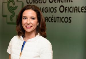 """""""La Farmacia española es un ejemplo en todo el mundo, destaca por su cercanía y accesibilidad"""", Raquel Martínez, secretaria general del CGCOF"""
