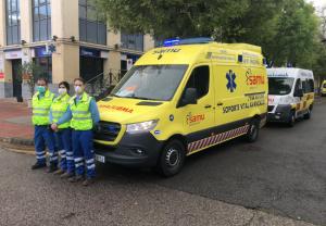 Samu busca voluntarios de 15 profesiones para combatir el coronavirus