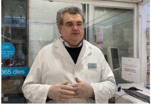 Las farmacias de Castilla la Mancha se suman a la campaña 'Frena el sol, frena el lupus'