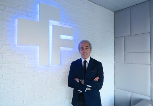 Dr. Francisco Quintanilla, director general de Faes Farma