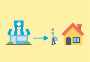 Hefame gestiona la entrega de medicamentos a domicilio a los pacientes más vulnerables