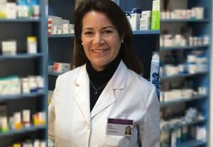 """""""Los farmacéuticos debemos estar cada vez más presentes en redes sociales"""", María de la Matta, cotitular de la farmacia Padre Pío"""