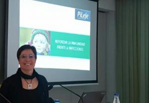 """""""El farmacéutico tiene un papel destacado en cuanto a explicar la importancia de preservar el equilibrio de la microbiota"""", Pilar Casanovas"""