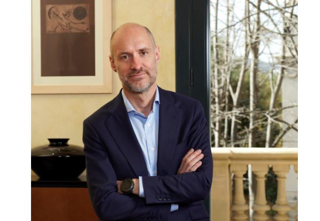 Sergi Aulinas, director general de Gebro Pharma