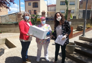 Farmaoptics, solidaridad con el sector sanitario