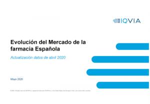 El mercado farmacéutico crece el +2,9% en valores y el +1,3% en unidades en el acumulado de los últimos 12 meses, informa Iqvia