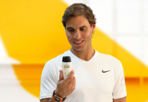 """Rafa Nadal protagoniza la campaña """"Déjate la piel sólo en lo importante, nunca en el sol"""""""
