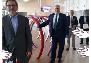 Prima-Derm dona 1.000 unidades de gel hidroalcohólico al hospital Maternoinfantil San Juan de Dios de Barcelona