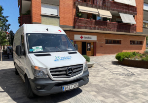 Alliance Healthcare entrega 570 kilos de alimentos  a Cruz Roja