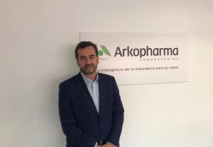 Baldomero Falcones, nombrado director general Arkopharma Laboratorios en España