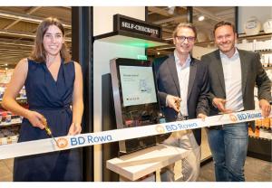 BD Rowa™: Primer auto-pago para clientes de farmacia