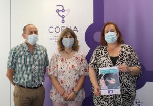 El Cofna impulsa la campaña 'no dejes que los medicamentos lleven el volante'