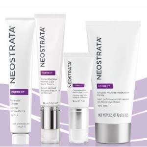 Neostrata Correct, altas concentraciones de retinol con activos de alto rendimiento