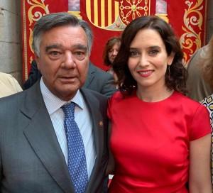 El COFM agradece la voluntad política de Díaz Ayuso de aprobar una nueva Ley de Farmacia en esta legislatura