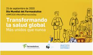 25 de septiembre, Día Mundial del Farmacéutico