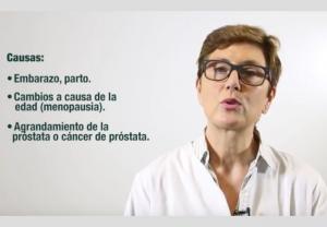 El Colegio de Farmacéuticos de Gipuzkoa aporta consejos sobre incontinencia urinaria en un nuevo vídeo