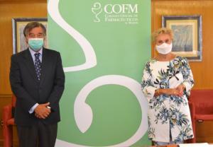 La farmacia madrileña y la Asociación de Familias y Mujeres del Medio Rural reivindican su papel durante la actual crisis sanitaria