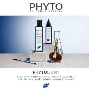 PHYTOLIUM+, para estabilizar la caída capilar masculina
