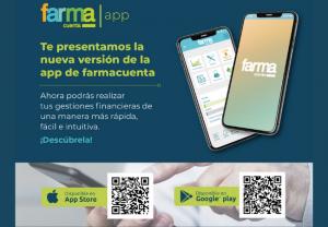 Bidafarma rediseña su app de apoyo financiero de sus farmacias con nuevas funcionalidades