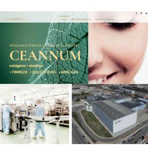 Ya puedes descubrir online todos los beneficios que Ceannum® aporta a tu piel