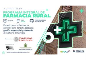 eDUCO+ Health Academy lanza junto a SEFAR un curso de formación integral dirigido a los farmacéuticos rurales