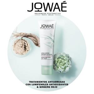Jowaé: Tratamientos antiarrugas con Ginseng rojo