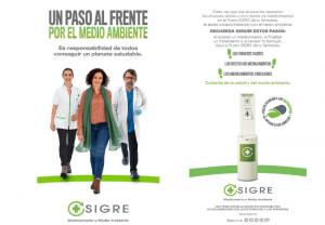 Sigre estrena nueva campaña de sensibilización sobre el reciclado de medicamentos